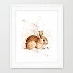 Bunny  by Patrizia Ambrosini on HappyAppleBumblebee.etsy.com