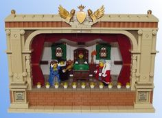 LEGO Ideas - French Classical Stage – The Molière Comedies