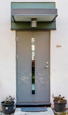 Efter bytet - Ekstrands ytterdörr Koto 103 G13 Bathroom Medicine Cabinet, Interior, Decoration, Decor, Design Interiors, Dekoration, Decorations, Interiors, Embellishments