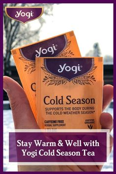 Support your overall health and wellness this winter with this warming herbal tea blend.