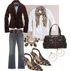 Dressy casual  #style #fashion