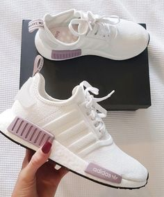 womens running shoes trainers NMD white and purple pink adidas shoes, . - womens running shoes trainers NMD white and purple pink adidas shoes, … womens running shoes trainers NMD white and purple pink adidas shoes, Pink Adidas Shoes, Adidas Running Shoes, Running Trainers, Cute Running Shoes, Adidas Shoes Nmd, Cool Adidas Shoes, Adidas Nmd Women Outfit, Pink Sneakers, Pink Trainers Outfit