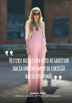 Todo un artex Estilo Fashion, Love Fashion, Fashion Looks, Fashion Outfits, Fashion Tips, Glamour, Yoga, Fashion Quotes, Carolina Herrera