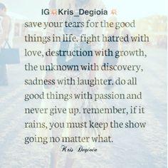 Wisdom to all... #entrepreneur #lifequotes #wisdom #loveyourlife #krisdegioia #motivationalquotes #bossbabe #womenempowerment #womenintheword #notetoself #socialmediamarketing #influencer #tips4life