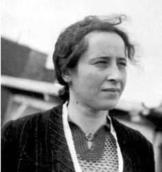 Hannah Arendt in the 1930s