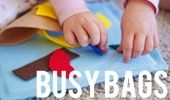 Busy Bags For Preschooler's (and more!)