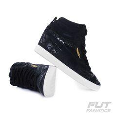 Tênis Puma Wedge WR Feminino - FutFanatics bf2789013ef6b
