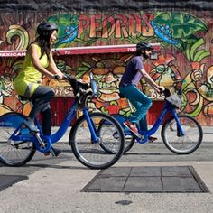 BLOUIN ARTINFO | Dock and Roll: 5 Routes to Ride with New York City's Bike Share