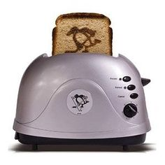 Pittsburgh Penguins Toaster- NEED