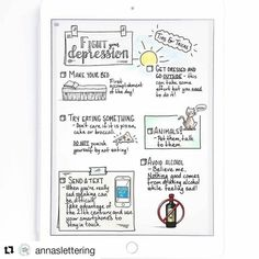 Beautiful and helpful tips for Self Care/Mental Health Sunday . . .#Repost…