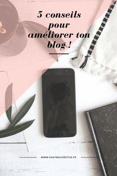 Comment attirer plus de lecteurs sur ton blog ? Comment faire pour que tes lecteurs restent et interagissent sur tes articles? Comment avoir un joli blog qui soit attirant ? Voici 5 conseils pour améliorer ton blog !