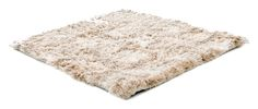 Polyester Range / SG Airy Premium Low Cut rug in creme beige   kymo   contemporary floorwear from Germany