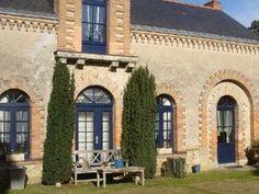 Maison d'hote de charme avec piscine Le Clos des 3 Rois en Anjou - Thouarcé