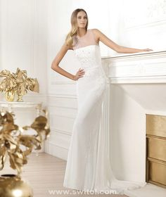 custom wedding bridal dress www.switol.com