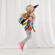 Spread those wings and fly.