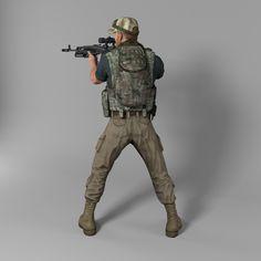 Soldier Mercenary