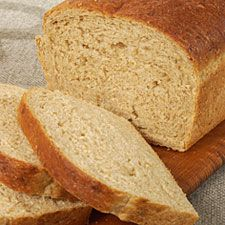 The best whole wheat bread I've ever had!  I'm never buying bread at the store again!
