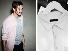 EQUIPMENT® Spring 2013 Lookbook ft. Dylan Reider