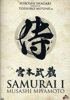 miyamoto musashi | Samurai #01 - Musashi Miyamoto di Hiroshi Inagaki con Toshiro Mifune ...