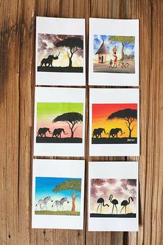 Handmade greeting cards from Kenya!   For more information about products and artisans visit our online store: http://www.jesuseconomy.org/collections/fairtradeshop