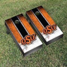 Oklahoma State Cowboys Vintage Cornhole Game Set - $249.99