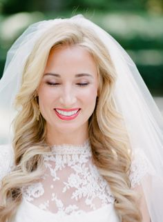 Bridal glow: http://www.stylemepretty.com/2015/04/17/romantic-outdoor-tented-wedding-in-memphis/ | Photography: Ashley Upchurch - http://ashleyupchurchphotography.com/