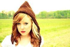 Crochet Hobbit Hat Pattern - Knitting Patterns by Chantial Vincent