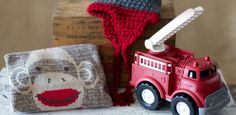 Looking for great kids gifts? We love these options, all available at www.rosiemade.com!