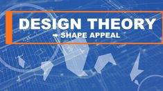 In this video series, I ponder the theoretical side of design to determine the best methods for creating things that are appealing and unique. Design Theory, Twitch Tv, Design Language, Shape Design, Drawing Tutorials, Art Tutorials, Shapes, Teaching, Composition