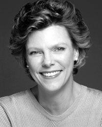 Cokie Roberts, New York Women in Communications Matrix Award winner, 1995, Broadcasting
