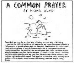 Leunig prayer singers list