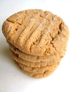 Flourless Peanut Butter Cookies | Easy and gluten free