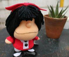 E a Mafalda também entrou na onda das suculentas.