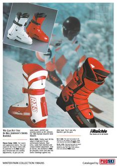 The Site For Dedicated Skiers Helicopter Skiing, Bill Johnson, Ski Racing, Ski Equipment, Alpine Skiing, Vintage Ski, Ski Boots, Holidays And Events, Skiers