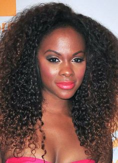 Tika sumpter, Soap stars and Picture blog on Pinterest