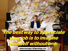 Appreciation Quotes for Work