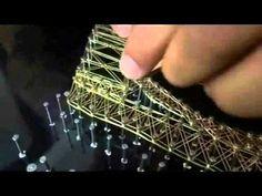 String Art | Cтринг Арт - YouTube