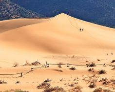 https://flic.kr/p/ru6ki6 | Coral Sand Dunes | Coral Sand Dunes State Park, Southern Utah, USA, November 2013