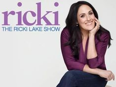 "Ricki Lake is back and better than ever with a relaunch of her television show, today she is ready to get her ""curve swerve"" on with a special episode celebrating women who don't fit into a size two and are proud of it!    ////////My friend @Marie Denee of MarieDenee.com will be a special guest!!/////"