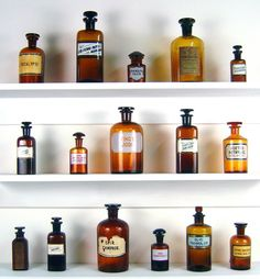 apothecary.  Is there anything about this we don't love?  No.