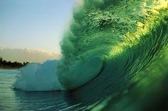 Green Pipe, North Sh