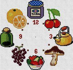 iCKRJ-01: Reloj de cocina