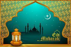 Vector illustration of glowing lamp on Eid Mubarak Blessing for Eid background - Shutterstock Eid Ul Fitr Images, Eid Mubarak Images, Eid Mubarak Messages, Happy Eid Mubarak, Eid Wallpaper, Wallpaper Pictures, Eid Background, Eid Festival, Prayer For Peace
