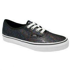 VANS Authentic Iridescent Glitter black true white chaussures à paillettes 69€ #vans #vansauthentic #vansshoe #vansshoes #vansotw #vansoffthewall #vansclassic #vansclassics #vansfootwear #lifestyle #sportwear #mode #streetlife #streetwear #streetart #swag #hype #shoes #shoe #chaussure #chaussures #skate #skateboard #skateboarding #streetshop #skateshop #paillette #paillettes #iridescent #glitter #squined #women #lady #woman #fille #femme @April Cochran-Smith Gerald Skateshop
