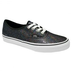 VANS Authentic Iridescent Glitter black true white chaussures à paillettes 69€ #vans #vansauthentic #vansshoe #vansshoes #vansotw #vansoffthewall #vansclassic #vansclassics #vansfootwear #lifestyle #sportwear #mode #streetlife #streetwear #streetart #swag #hype #shoes #shoe #chaussure #chaussures #skate #skateboard #skateboarding #streetshop #skateshop #paillette #paillettes #iridescent #glitter #squined #women #lady #woman #fille #femme @April Gerald Skateshop