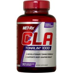 Met-Rx CLA w/ Tonalin 1000 90 ct | Regular Price: $22.99, Sale Price: $18.99 | OvernightSupplements.com | #onSale #supplements #specials #Met-Rx #WeightLoss  | MET Rx Tonalin CLA 1000 is a scientifically based supplement designed for elite athletes bodybuilders and anyone striving to get into peak condition Use MET Rx Tonalin CLA 1000 with your intensive training program to support your body shaping goals Don t accept imitations MET Rx utilizes the same form of CLA used in se