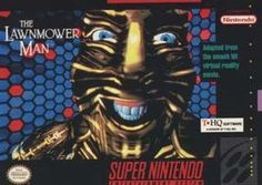 Complete Lawnmower Man, The - SNES