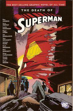 The Death of Superman   by Dan Jurgens, Jerry Ordway, Louise Simonson, Roger Stern, Jon Bogdanove (Illustrator),
