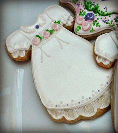 Sweet Tweets - Little Christening Gown.......... (Cutter made...