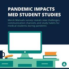 Med Student, Student Studying, Study Hacks, Study Tips, Merck Manual, Med School, Medical Students, Communication, Remote